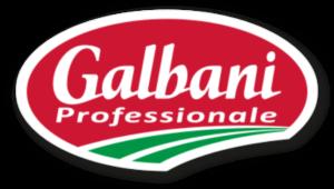 Logo Galbani partner pizza7stelle